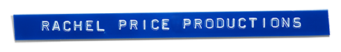 Rachel Price Productions Logo