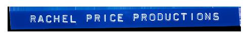 Rachel Price Productions Logo